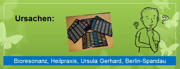 Gerhard - Bioresonanz - Ursache