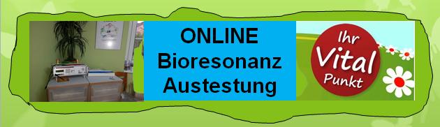 Online Bioresonanz Austestung