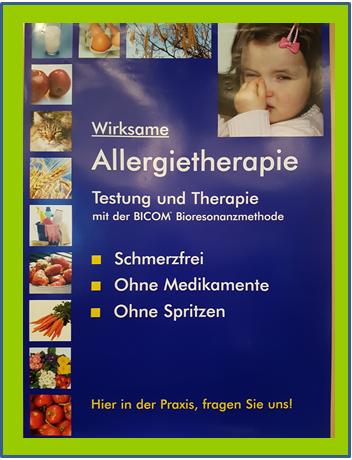 Bioresonanz und Heuschnupfen