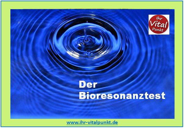 Bioresonanztest - Allergien und Stoffwechselerkrankungen