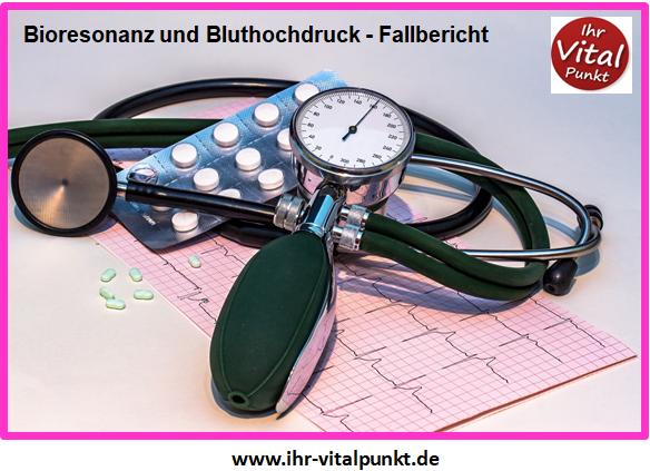 Bioresonanz und Bluthochdruck