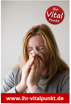 Heuschnupfen oder Erkältung